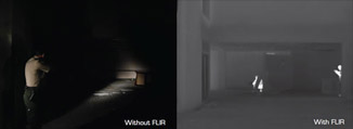 With and Without FLIR